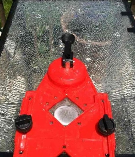 How to Drill a Hole in Tempered Glass
