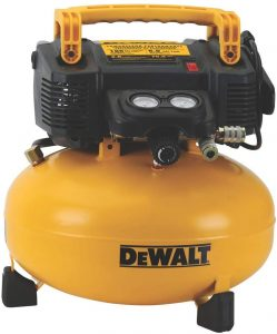 pancake dewalt air compressor