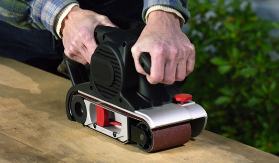 How to Use a Belt Sander – Learn The Faster and Easier Way