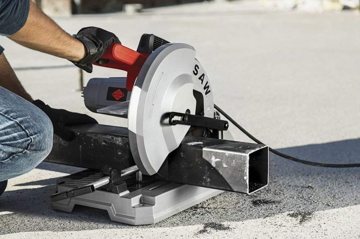 What Is a Chop Saw? A Quick Intro To This Heavy-Duty Tool