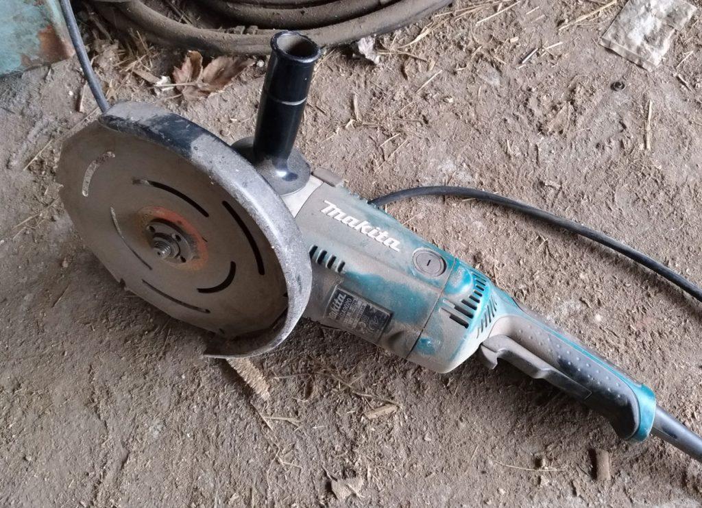 die grinder vs angle grinder