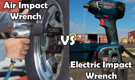 electric vs air impact wrench