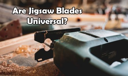 are jigsaw blades universal
